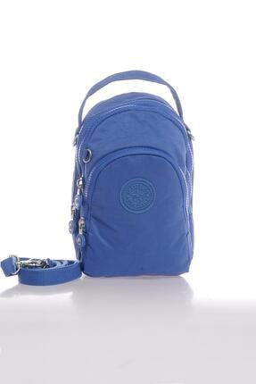 Smart Bags Smb3031-0031 Mavi Kadın Çapraz Çanta 0