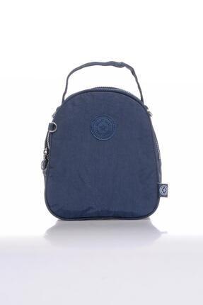 Smart Bags Smb3063-0033 Lacivert Kadın Sırt Çantası 0