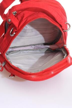 Smart Bags Smb3063-0019 Kırmızı Kadın Sırt Çantası 4