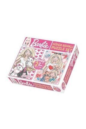 Diytoy Barbie 2 In 1 Puzzle Seti 1542 0