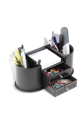 Fırsat Ürünleri Deri Kalem Kutusu, Notluklu 0