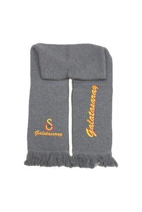 Galatasaray Orjinal Lisanslı Atkı Bere 2'li Set 2