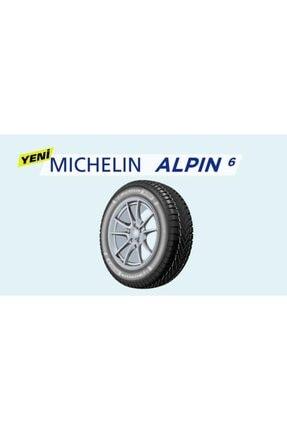 Michelin Mıchelın 205 / 55 R 16 91 T Alpın 6 Kış Lastiği ( Üretim Yılı :2018 ) 3