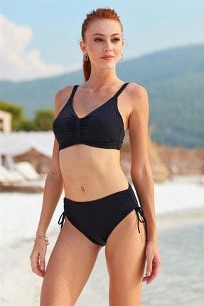 Pierre Cardin Toparlayıcı Bikini Siyah (44) 1