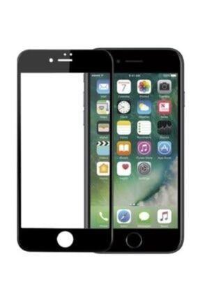 Telehome Iphone 6 Ve 6s Tam Kaplayan Kırılmaz Cam 5d 9d Ultra Cam Siyah 1