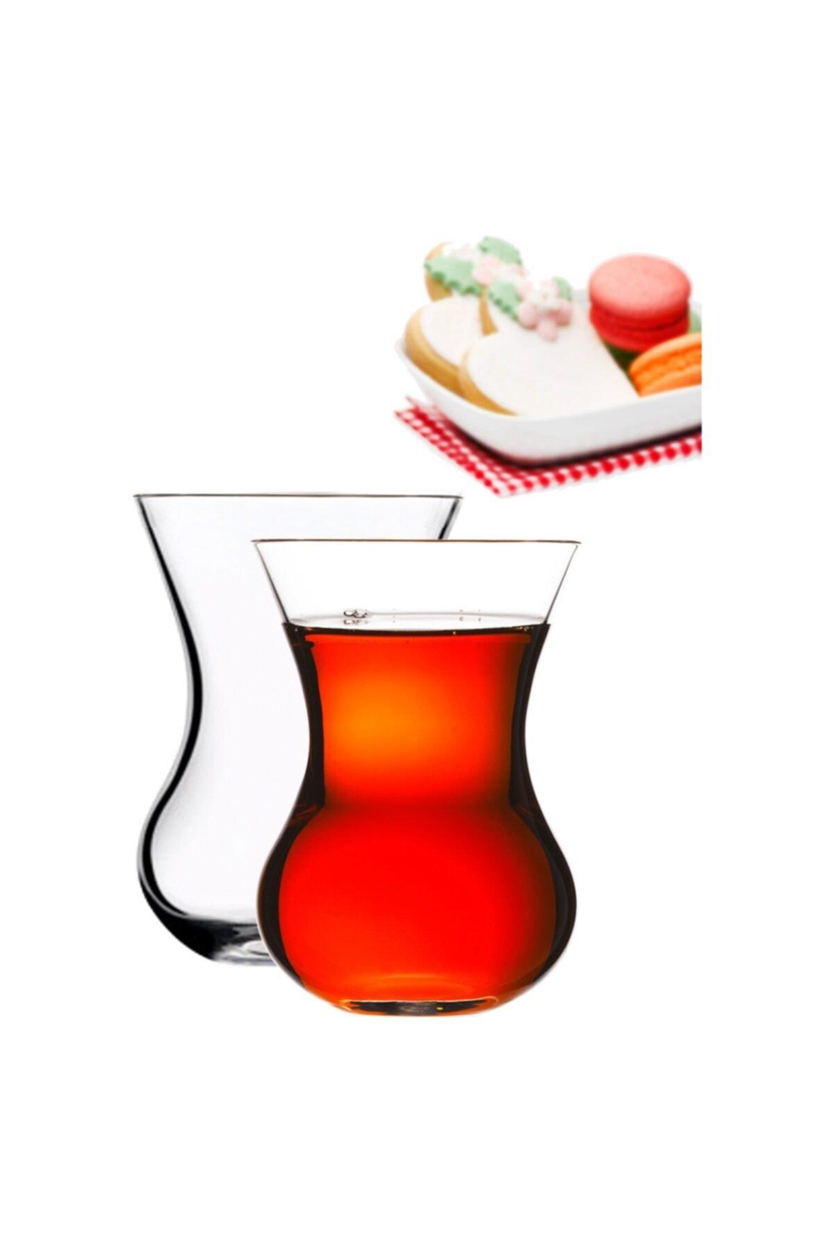 Nude Beykoz Çay Bardağı 6 Lı 135 cc 64061