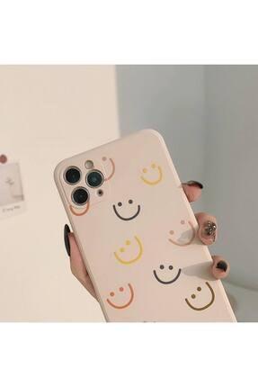 Mobildizayn Iphone 11 Smile Desenli Baskılı Lansman Koruyucu Kapak Kılıf 1