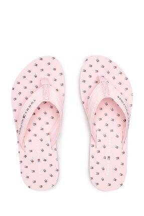 Tommy Hilfiger Kadın Th Mini Flags Beach Sandal Terlik Fw0fw05663 4