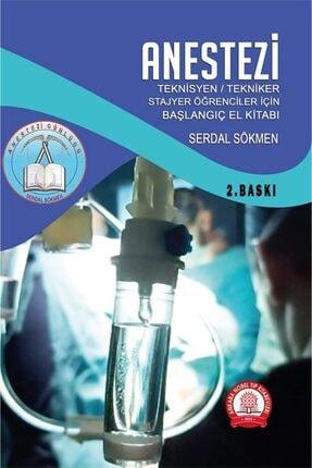 Ankara Nobel Tıp Kitapevleri Anestezi Teknisyen Tekniker Stajyer Öğrenciler Için El Kitabı 0