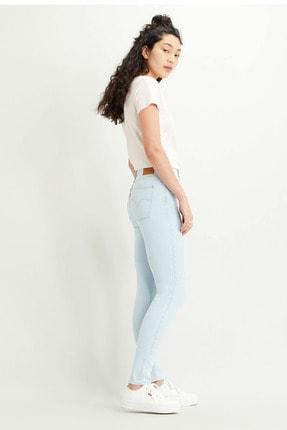 Levi's Kadın Mile High Super Skinny Jean 1