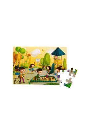 Eolo 40 Parça Puzzle - Parkta 2