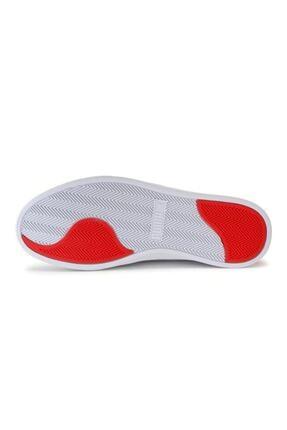 Puma SHUFFLE Beyaz Erkek Sneaker Ayakkabı 101085433 3