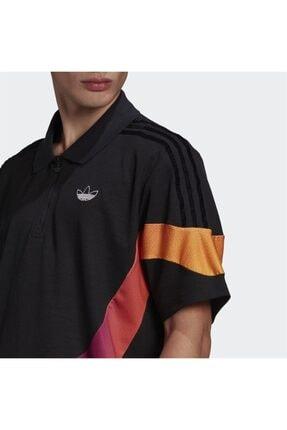 adidas Erkek Siyah Spor T-shirt 3