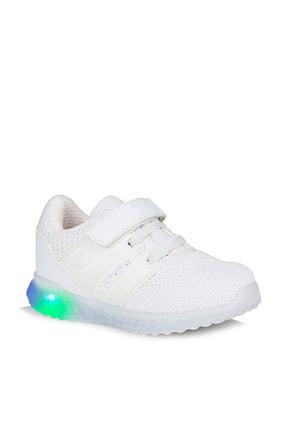 Vicco Flash Unisex Bebe Beyaz Spor Ayakkabı 0