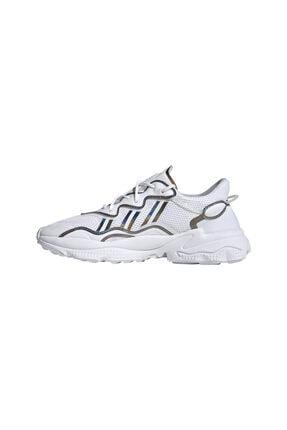 adidas Erkek Beyaz Ozweego Ayakkabı 1