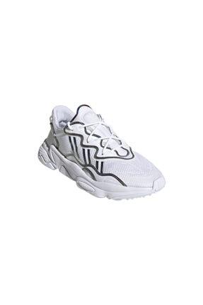 adidas Erkek Beyaz Ozweego Ayakkabı 3