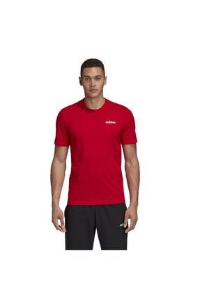 adidas Erkek Kırmızı T-shirt Fm6214 0