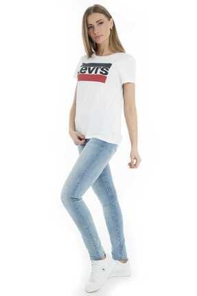 Levi's Kadın T-shirt 17369-0297 4