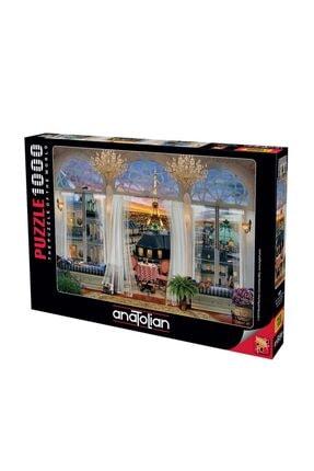 Anatolian Puzzle 1091 Paris Teras Manzarası 1000 Parça Puzzle 0