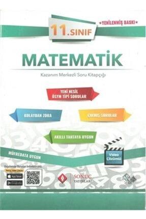 Sonuç Yayınları 11. Sınıf Matematik Modüler Set 2021 0