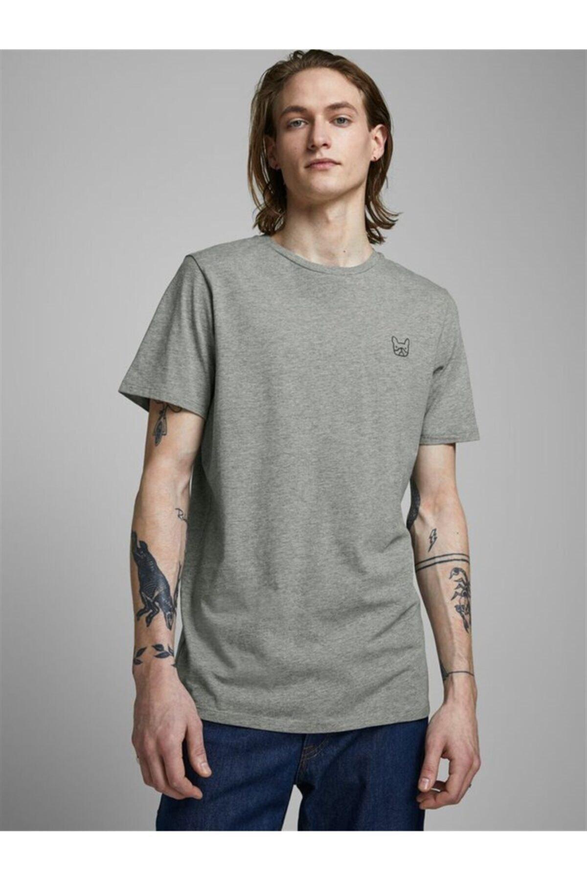L,XL,XXL Jack /& Jones Men/'s T-Shirt 3D-LOGO Jcolarist Black S,M