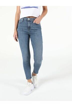 Colin's Kadın Mavi Denim Pantolon 2