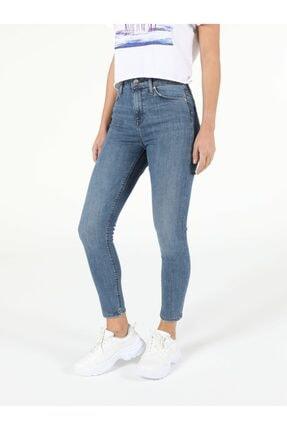 Colin's Kadın Mavi Denim Pantolon 3