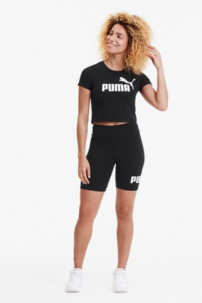 Puma Kadın Spor T-Shirt - ESS+ Fitted - 58139801 4