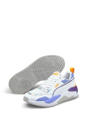 Puma Kadın Spor Ayakkabı - Beyaz X-ray² Square Iri 1