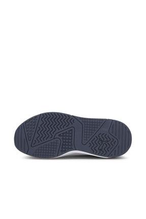 Puma X-RAY² SQUARE RAINBOW Beyaz Erkek Sneaker Ayakkabı 101085338 4