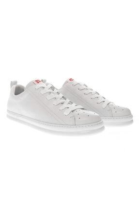 CAMPER Beyaz Erkek Sneaker K100226-052 Runner Four White Natural 1