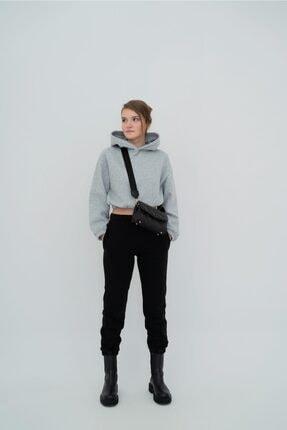Shule Bags Kolon Askılı Baget Çanta Brenda Siyah 1