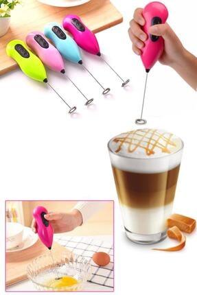 Pilli Lüx Kahve Köpürtücü & Çırpıcı Mikser MİKSER-khv