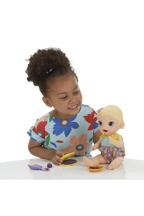 Baby Alive Sarışın Lily İle Mama Eğlencesi 2