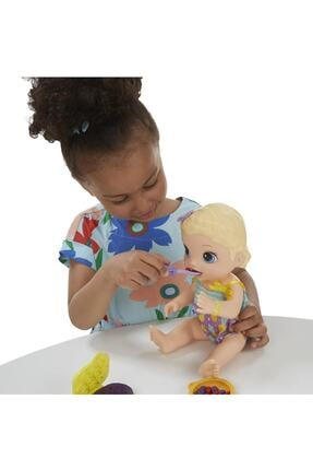 Baby Alive Sarışın Lily İle Mama Eğlencesi 3