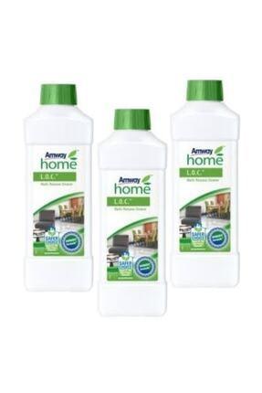 Amway Çok Amaçlı Temizleyici Home™ L.o.c.(3 Adet)+ 1 Pompa Hediyeli 0