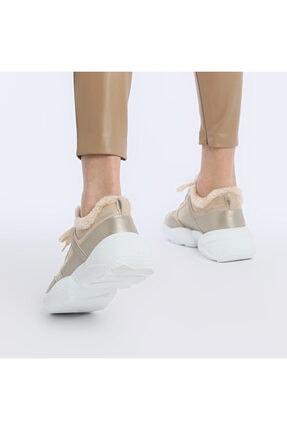 Butigo Kadın Bej Fashion Sneaker 20k-607 3