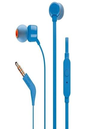 JBL T110 Mikrofonlu Kulakiçi Kulaklık 1