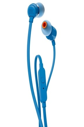 JBL T110 Mikrofonlu Kulakiçi Kulaklık 0