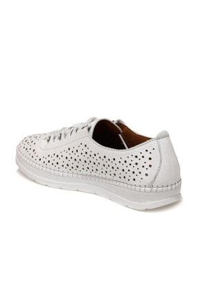 Polaris 103208.Z1FX Beyaz Kadın Klasik Ayakkabı 101000292 2
