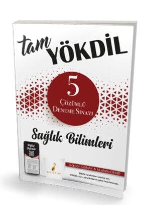 Pelikan Yayınları Tam Yökdil Sağlık Bilimleri Dijital Çözümlü 5 Deneme Sınavı 0