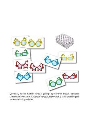 Anatolian Puzzle 7302 Aynısını Bulalım Gözlükler 1