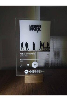 ezgi pleksi Spotify Pleksi Plak - 15x20 Cm 0