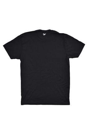 Aventura Clothing Co %100 Pamuk, Regular Fit, Bisiklet Yaka, Baskılı Tshirt - Major Tom 1 3