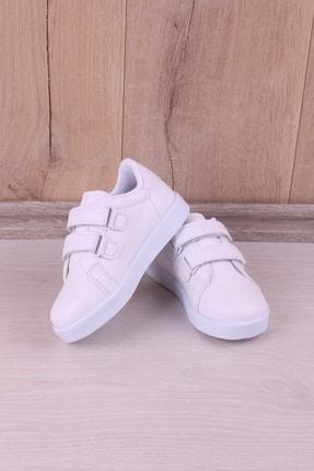 Kidya Erkek Çocuk Beyaz Anatomik Işıklı Spor Ayakkabı 3