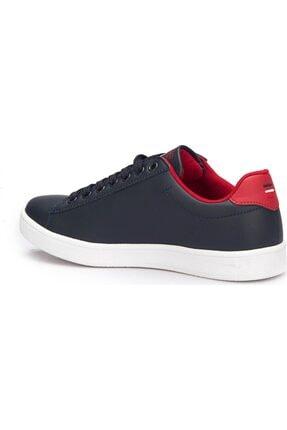 US Polo Assn FRANCO 9PR Lacivert Erkek Sneaker Ayakkabı 100417863 2