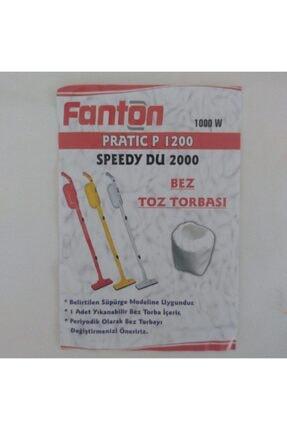 FANTOM Dik Süpürge Torbası 10 Adet 2