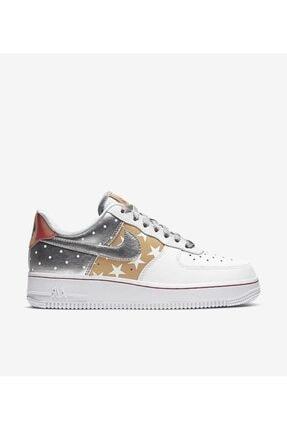 Nike Unisex Beyaz Spor Ayakkabı Aır Force 1 07ct3437 100 0