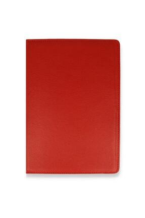 Zipax Huawei Matepad Pro Kılıf Dönebilen Standlı 360 Kılıf - Kırmızı 2
