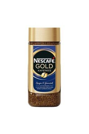 Nescafe Golg Kafeinsiz 100 Gr 0